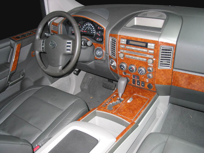 2004 nissan titan interior dash parts - Nissan titan interior accessories ...